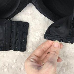 Cacique Intimates & Sleepwear - Cacique Smooth Balconette Bra 40DDD Black